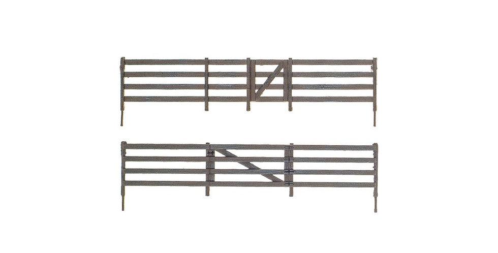 N Rail Fence - A2992