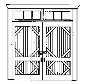 Freight Door - 2401