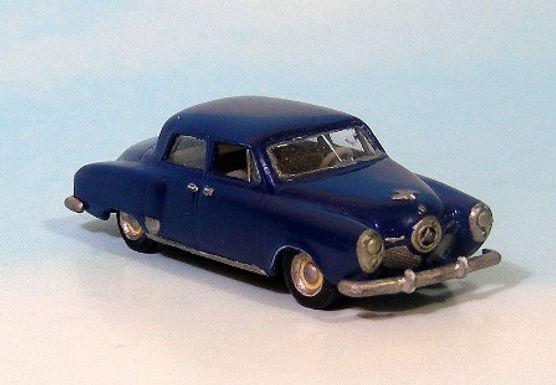 1951 Studebaker 4 Door Sedan-V-126
