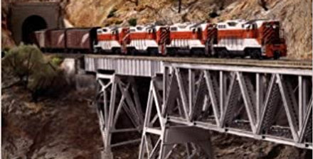 Model Railroad Bridges & Trestles - 12101