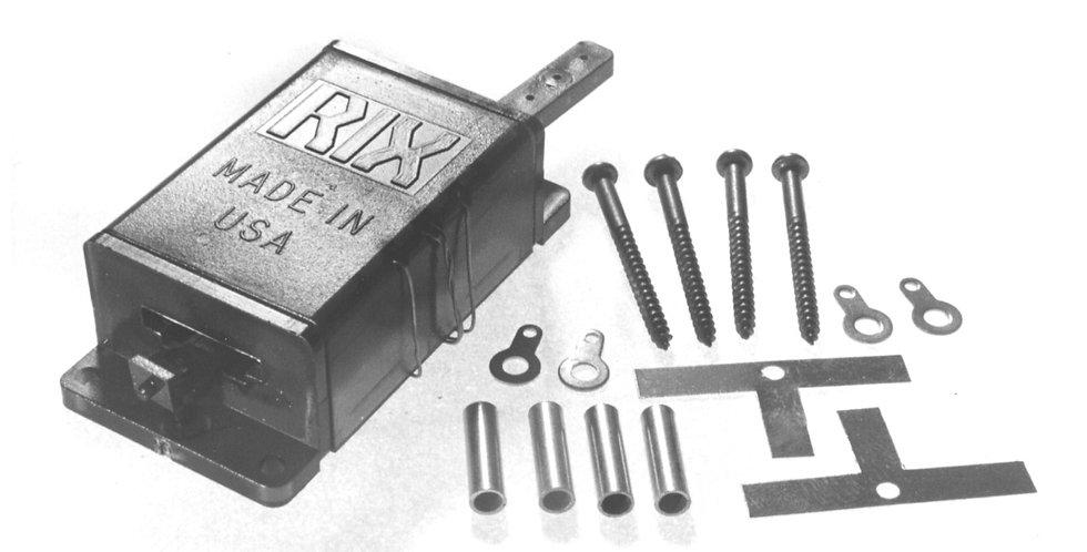 T.C.S.M.-1 Switch Machine - 628-0004
