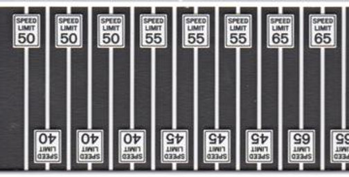 Speed Limit Signs-8260