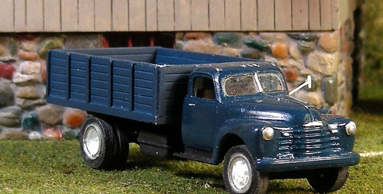 1948-53 Chevy Conventional Grain Truck-V-147