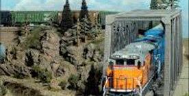 Scenery Series: Easy Model Railroad Scenery Projects - 12499