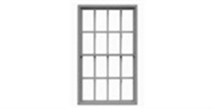 "8/8 Double Hung Masonry 38""x68""-8086"