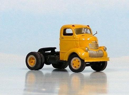 1941-47 Chevy COE Highway Tractor-114
