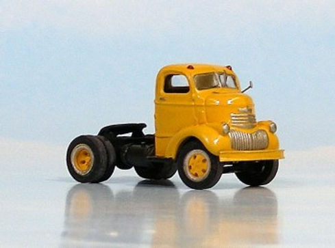 1941-47 Chevy COE Highway Tractor-114