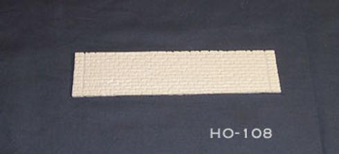 HO Retailing Wall (Bendable & Sliceable) - 108