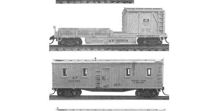 Wreck Train Set - Kit 2704