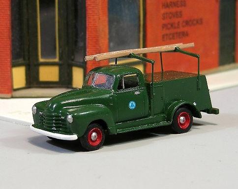 1948-53 Chevy Telephone Utility Truck-141