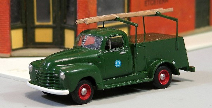 1948-53 Chevy Telephone Utility Truck-141