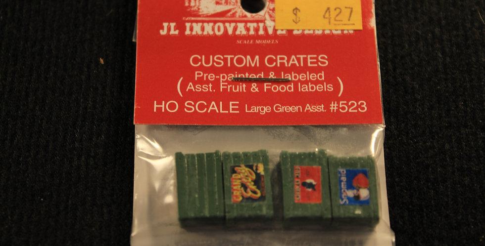 Custom Crates 523