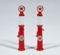 Custom Gas Pumps Gravity Pump Texaco-934