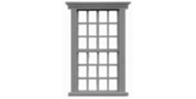 12/12 Double Hung Window-8136