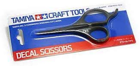 Decal Scissors