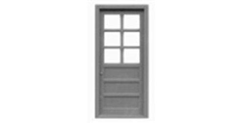 """6 Lite Door 33""""x80""""-8150"""