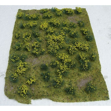 "Flowering Meadow Yellow 5""x7"" - 95605"