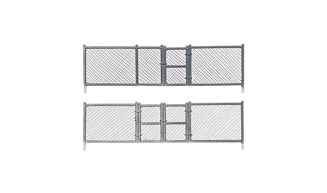 N Chain Link Fence - A2993