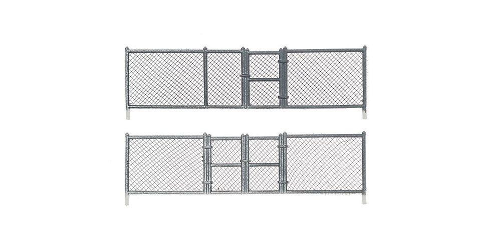 O Chain Link Fence - 3003