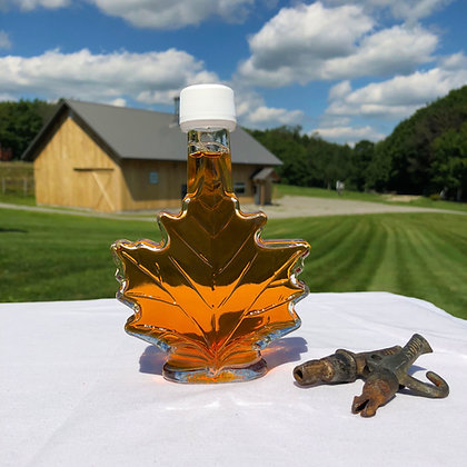 Glass Maple Leaf - Medium