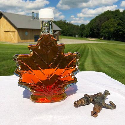 Glass Maple Leaf - Large