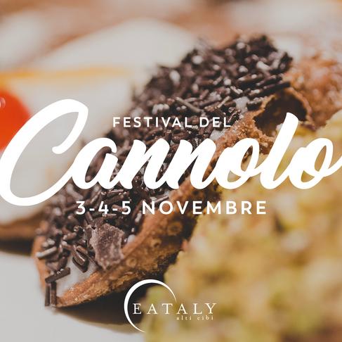 7 ottimi motivi per venire al Festival del Cannolo