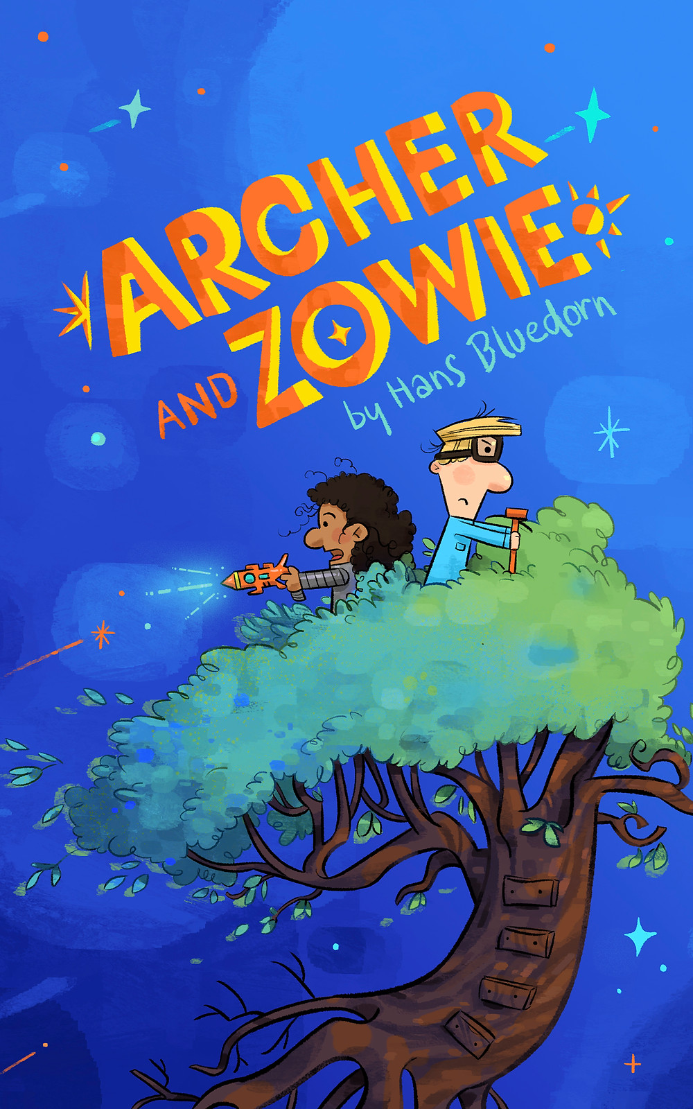 Archer and Zowie cover