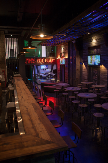Bar and lounge 2