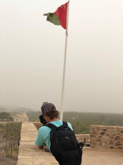 A Castle in Oman