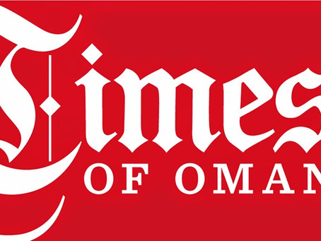 Times of Oman - Adam Sciarro