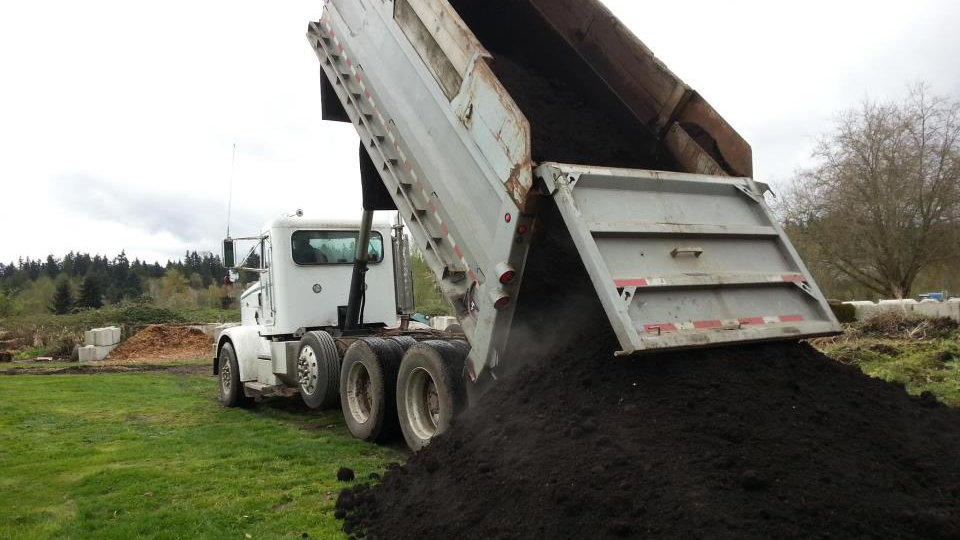 March 20th Delivery-1 Cubic Yard  of Compost (6 wheelbarrows full)