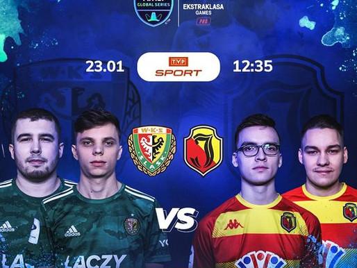Transmisja na Ekstraklasa Games