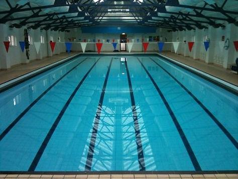 HMS Temeraire Swimming Pool