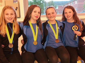 Portsmouth Victoria SynchroHampshire 12U Age Group 2017