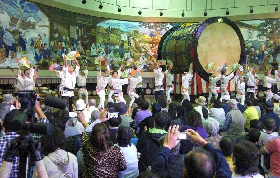 仙䑓すずめ踊り伊達の舞2015