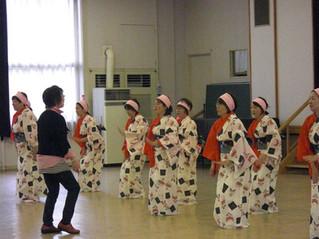 北秋田市保育士会の皆さんが踊ります