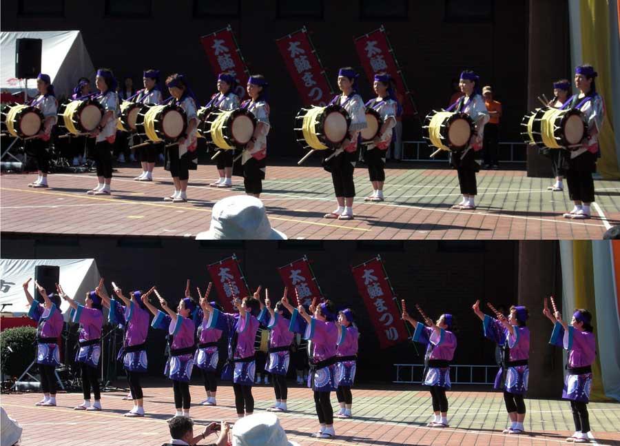 日本一大太鼓節