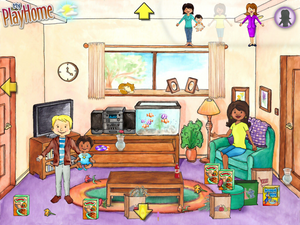 my playhome speech therapy app