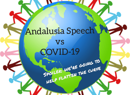 Andalusia Speech Therapy and COVID-19 Update