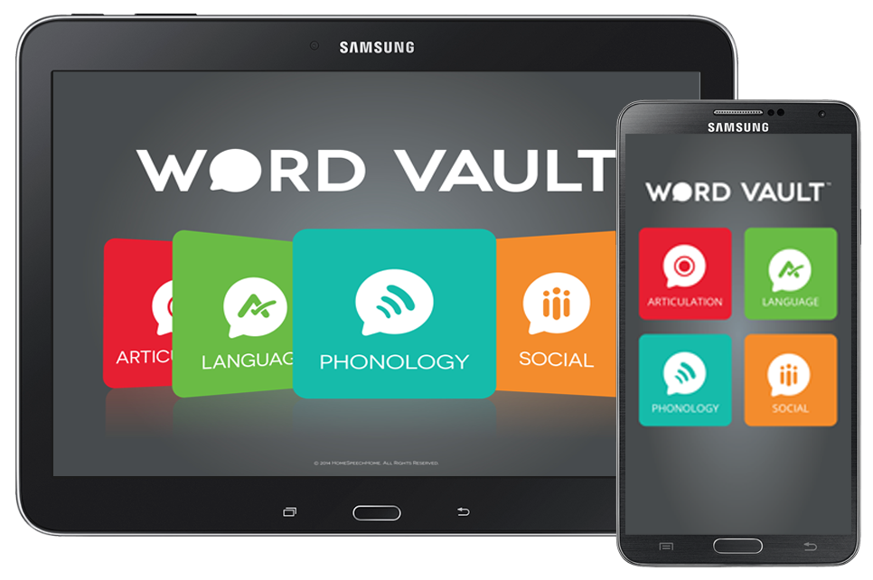 world vault speech therapy app