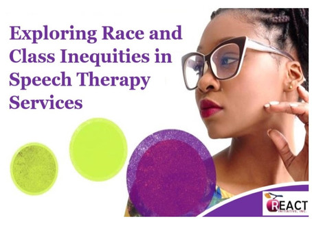 Professional Development Course on Racism for Speech Language Pathologists