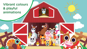 peekaboo barn speech therapy app