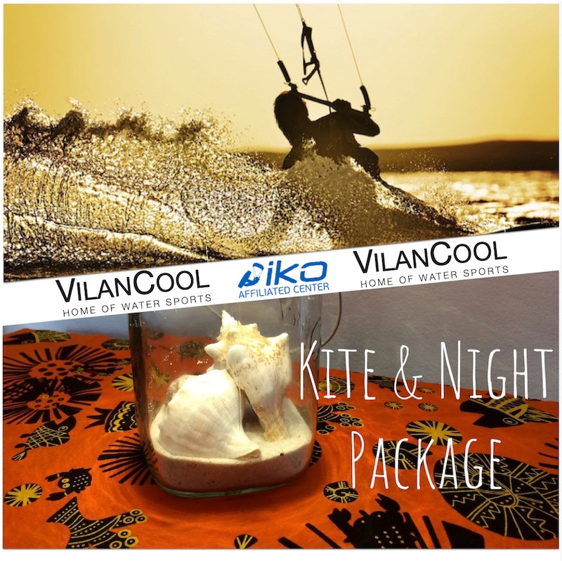 Kitesurfing-and-accommodation-package