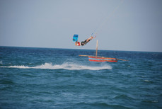 Kitesurfing Mozambique
