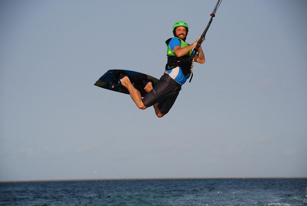 VilanCool - Best kitesurfing spot in Africa