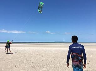 Kite School Mozambique