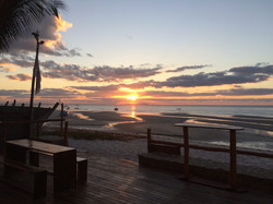 Sunrise in Vilanculos