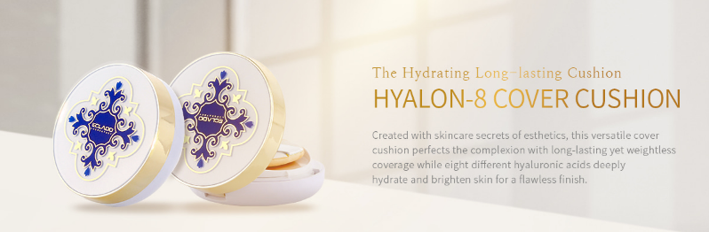 Delivers the perfect blend of skin care and coverage.  A dewy plump complexion with '8 layers of hyaluronic acid'.