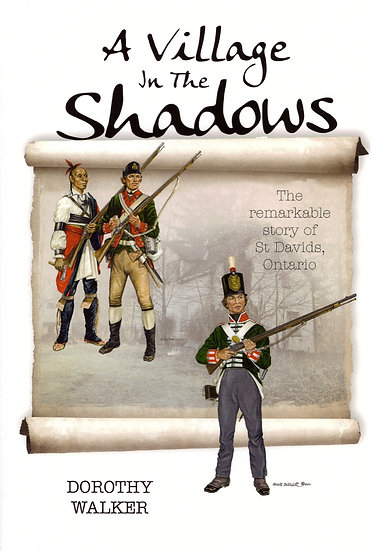 """History Book: """"A Village in the Shadows"""" by Dorothy Walker"""