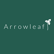 Boutique logo – Arrowleaf • Savannah, GA